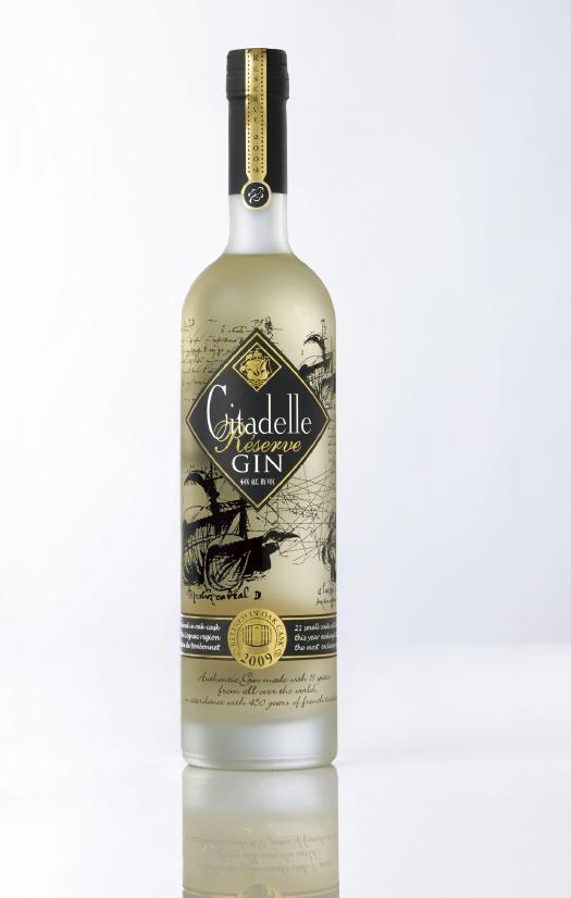 Review Citadelle Reserve Gin 2009 Vintage Drinkhacker