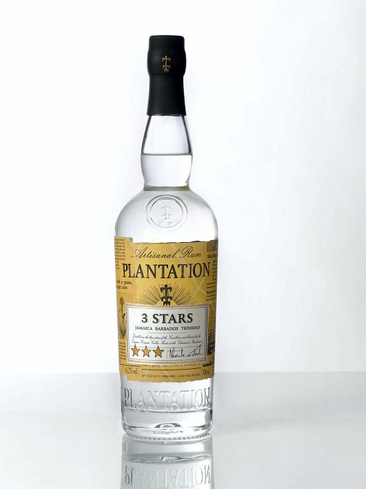 Review: Plantation 3 Stars White Rum - Drinkhacker