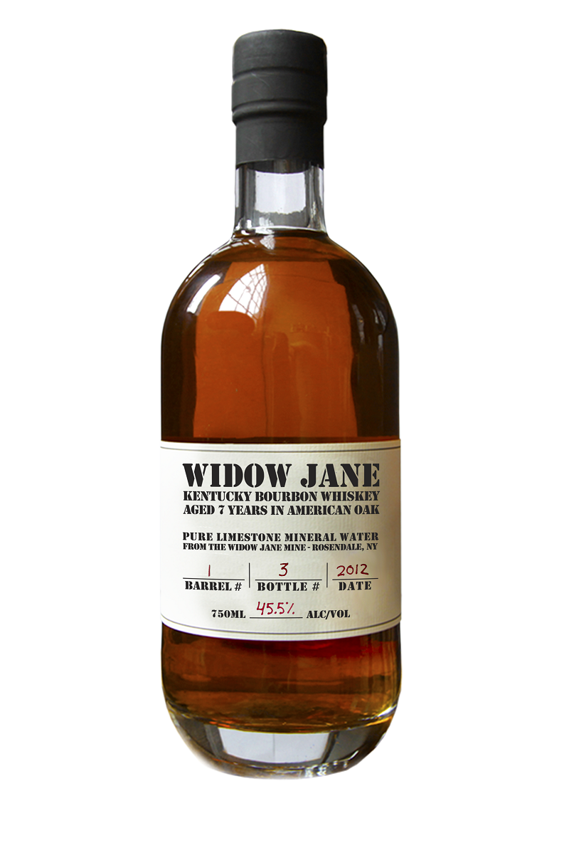 Review Widow Jane Kentucky Bourbon Whiskey 7 Years Old