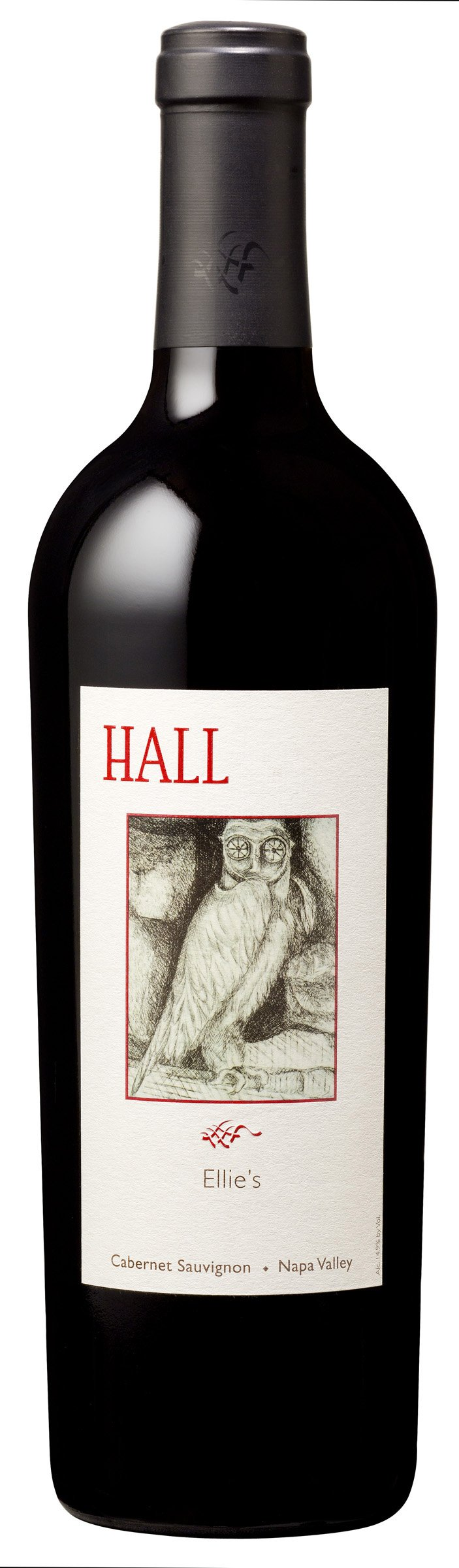"2010 Hall Cabernet Sauvignon Napa Valley ""Ellie's"""
