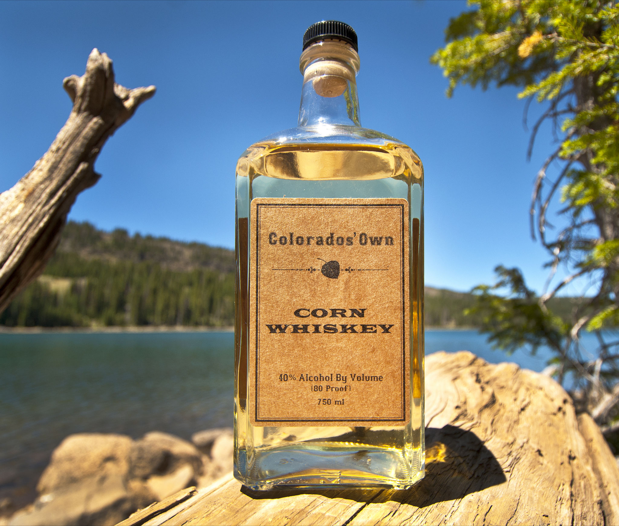 Review: Colorado Gold Bourbon And Corn Whiskey