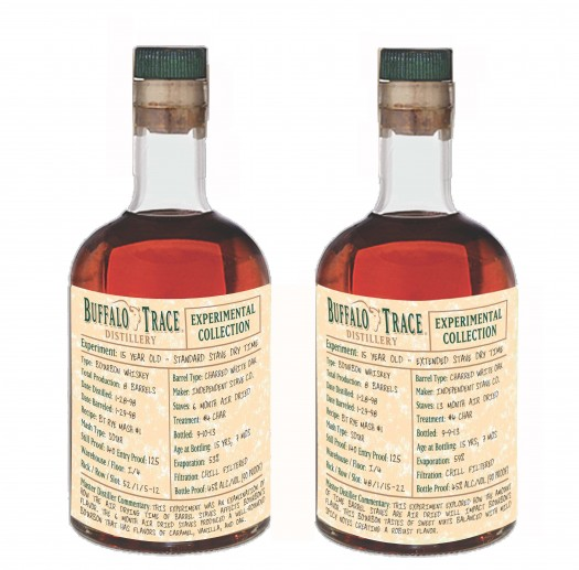 Review: Buffalo Trace Experimental Collection - Stave Drying Time Experiments