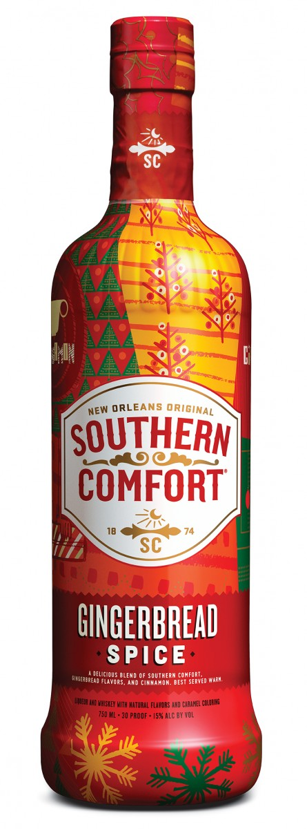 Review Southern Comfort Gingerbread Spice Drinkhacker