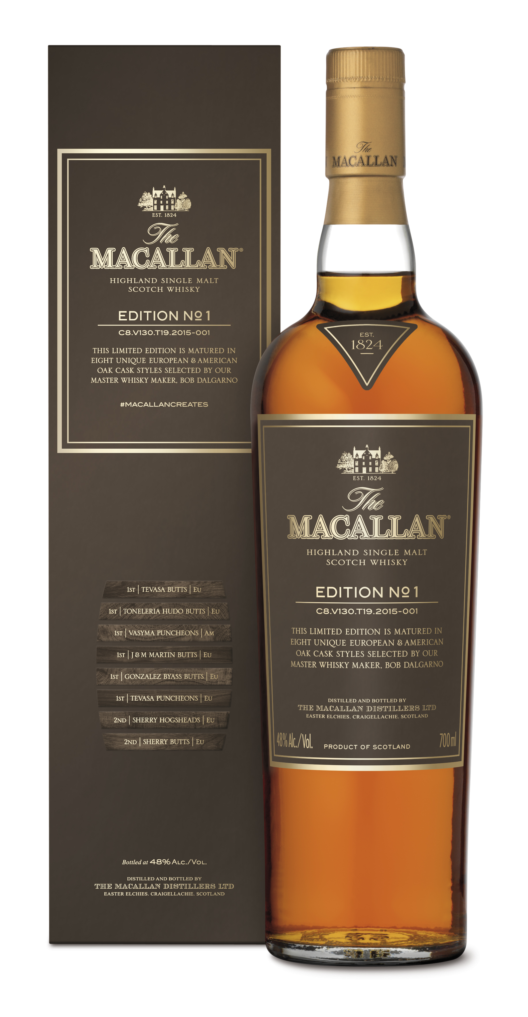 Review of The Macallan (18 year) Single-Malt Scotch Whisky ...