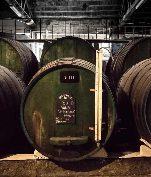 how to drink fortified wine