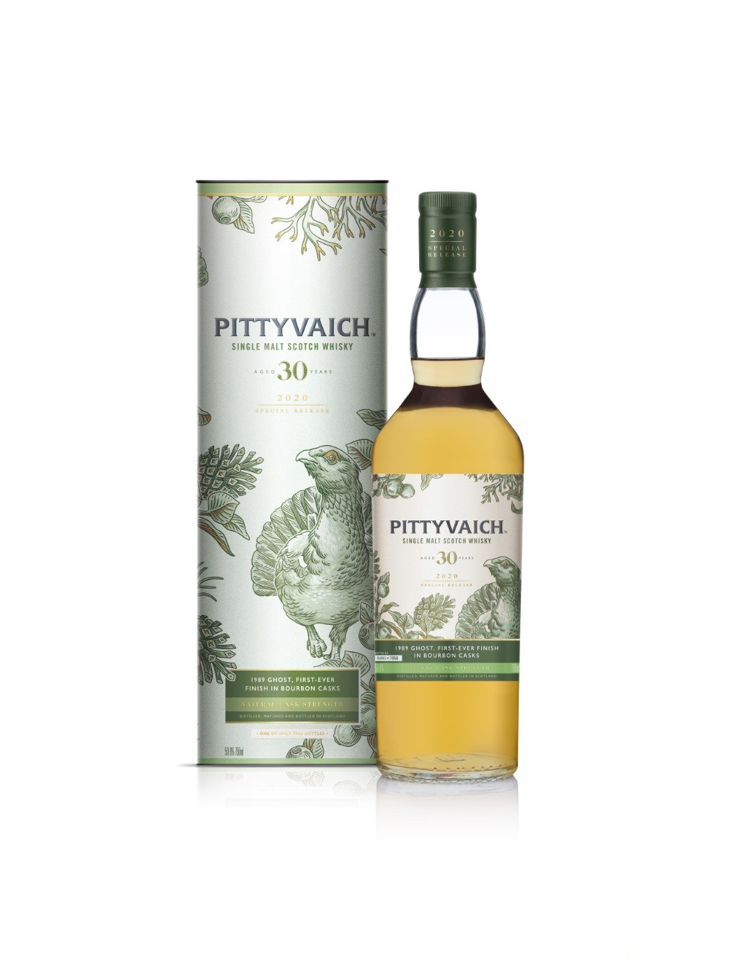 Pittyvaich 30 Years Old Limited Edition 2020
