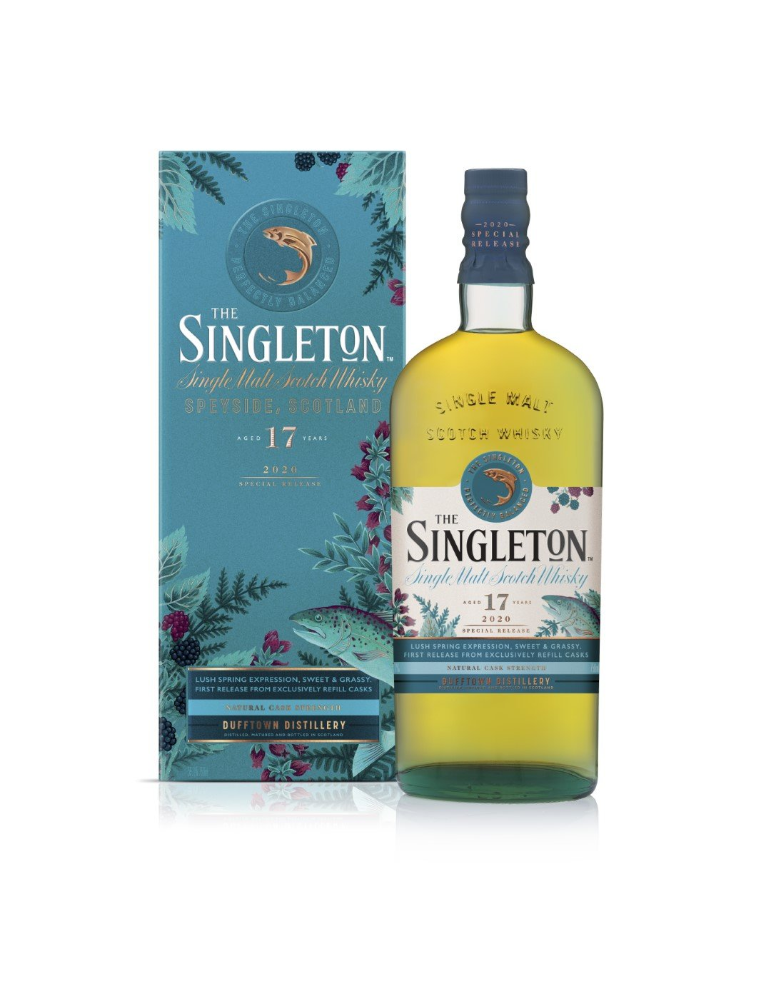 he Singleton of Dufftown 17 Years Old Limited Edition 2020