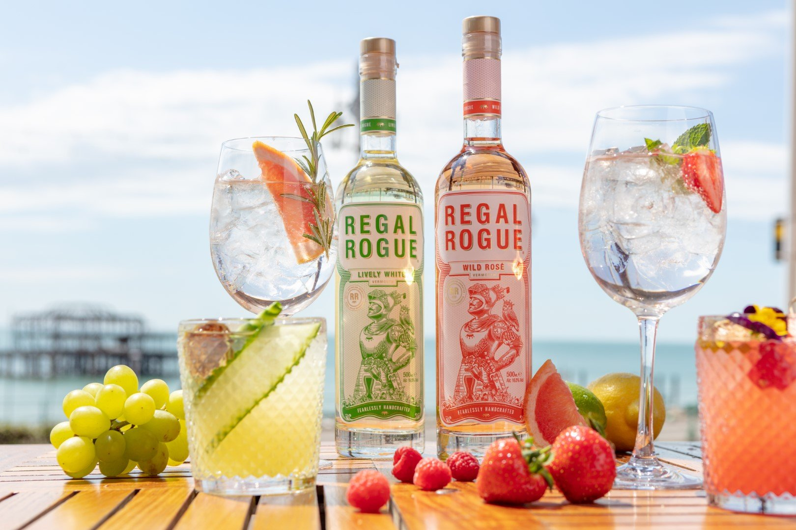 Regal Rogue Vermouth Wild Rose