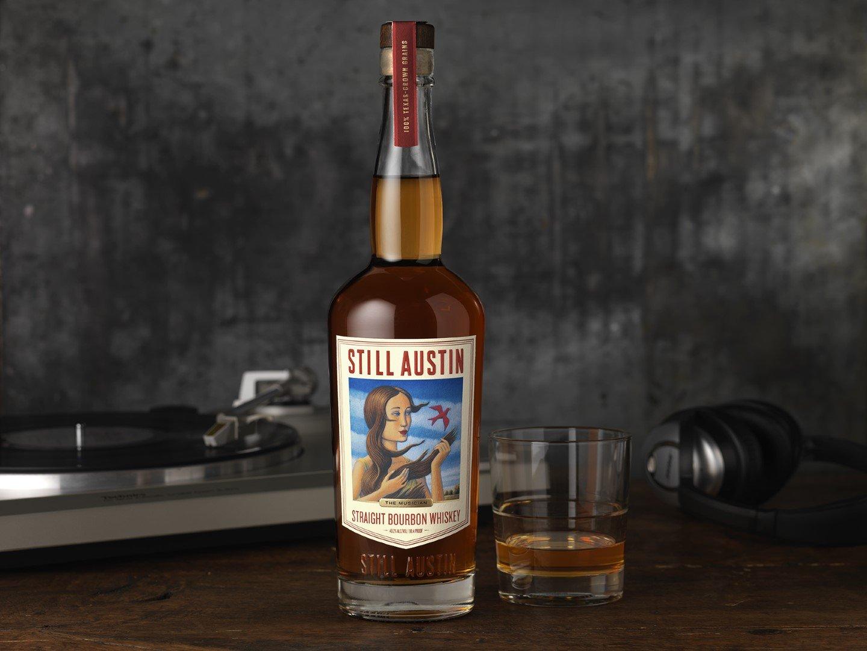 "Still Austin Straight Bourbon ""The Musician"""