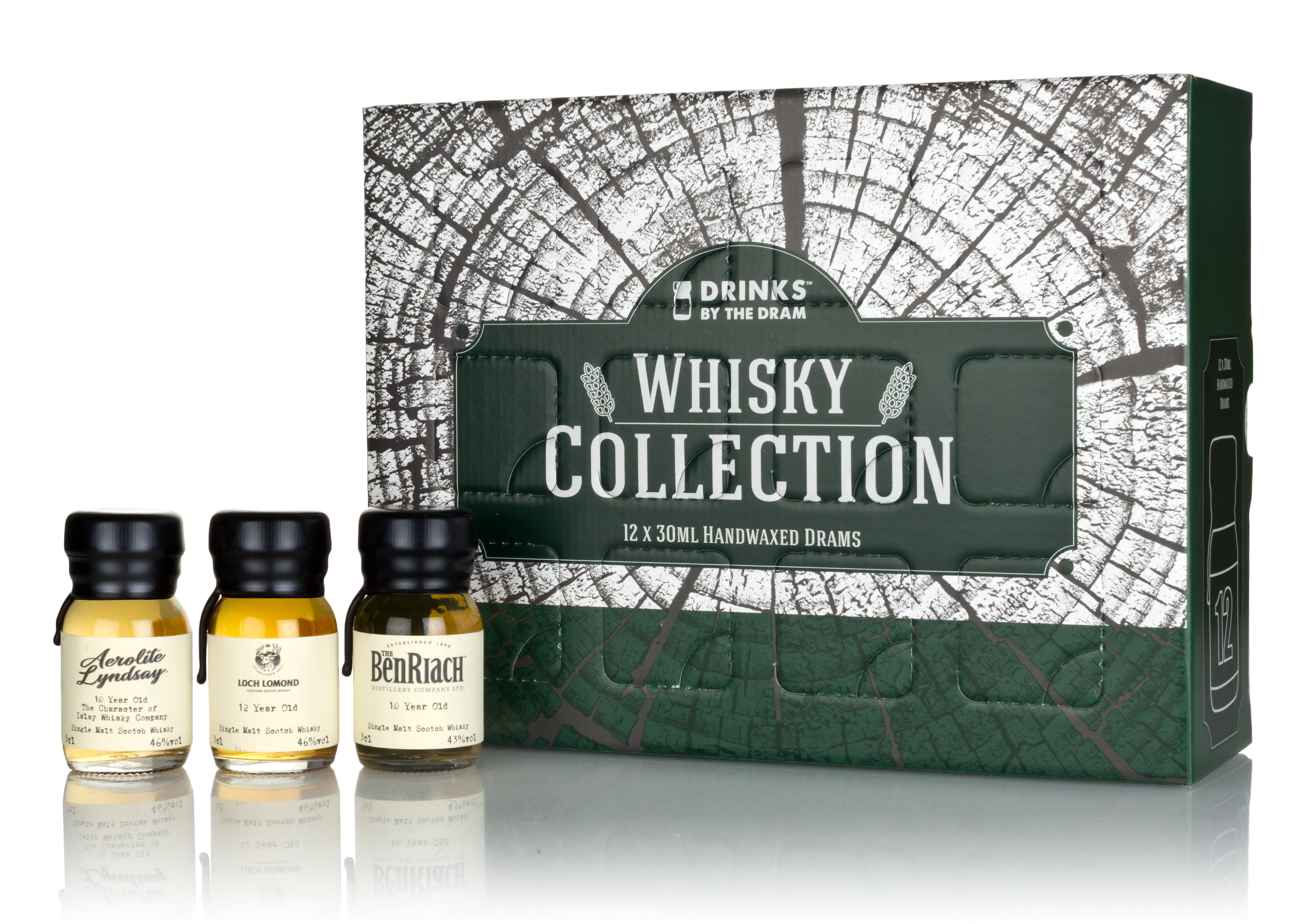 Drinks by the Dram Whisky Collection 2020 Advent Calendar